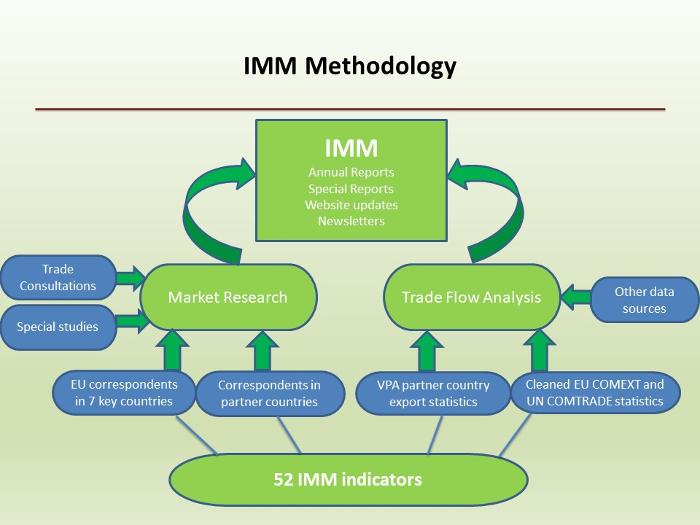 IMM methodology diagram