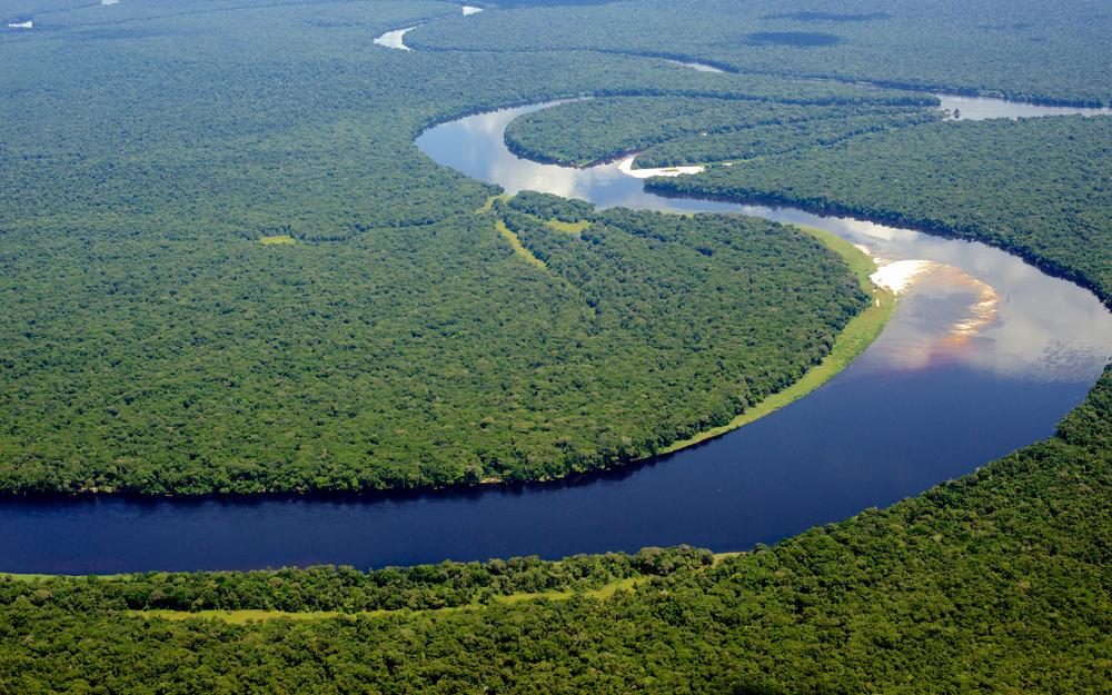 Congo river. Photo Klas Sander courtesy Danzer