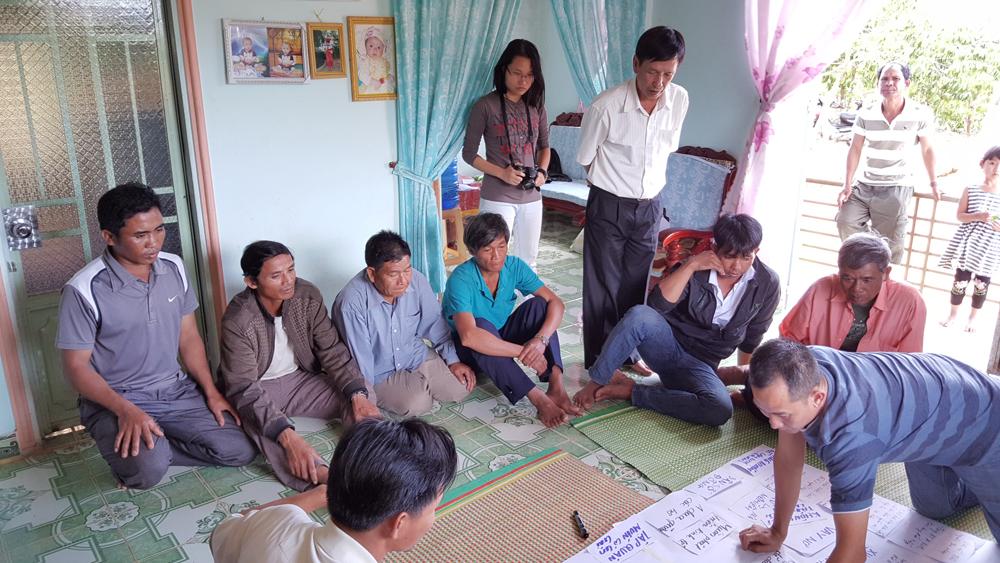 Vietnam 2 small Taking the EU FLEGT VPA message to local communities