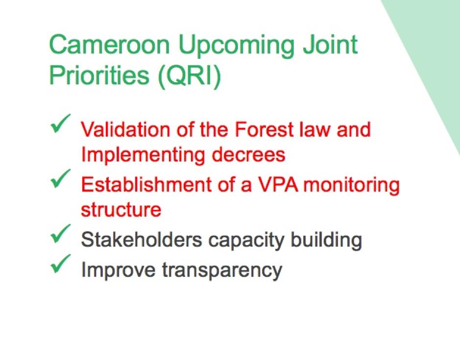 Barcelona Cameroon upcoming priorities Picture 1