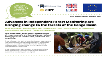 Independent forest monitoring in Congo finds its voice