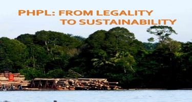 PHPL scores on deforestation, but hampered by competing land use