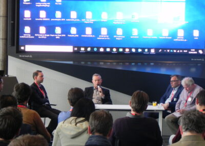 event gallery: panel discussion