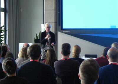 event gallery: presentation