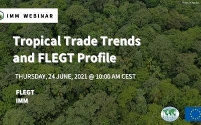Tropical trade trends and FLEGT profile